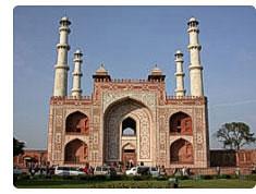 Akbar Tomb Sikandra Agra City Guide Agra Tours Agra